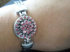 Bling Bling Bracelet.One size fits all.Costume Jewellry Bracelet! Great Value.82