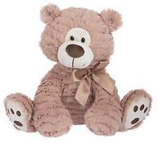 "L@@K Ganz Hayward Bear 10.5"" H13979 Teddy Stuffed Animal Tan Ships Global NEW"
