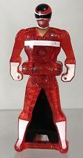 Power Rangers In Space Red Legendary Key Translucent Sparkle Super Megaforce