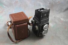 Vintage TLR Camera ROLLEICORD DBP DBGM #1300914 3.5 75mm