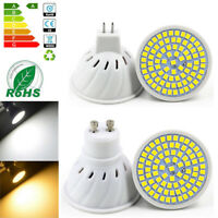 MR16 GU10 LED 5W 10W Ultra Bright COB Spot Light Bulbs 2835 SMD CREE 220V 240V