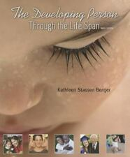 Developing Person Through the Lifespan by Kathleen Berger (9/e, Paperback) 1819
