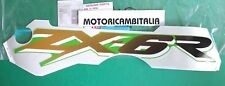 KAWASAKI ZX 6R 636 NINJA ADESIVO CARENA SINISTRA COWLING  DECAL STICKER LEFT