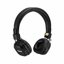 MARSHALL MAJOR II 2 BLUETOOTH HEADPHONES | BLACK | WIRELESS | ON EAR | 04091378
