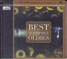 """Best Audiophile Oldies"" Premium Records JVC Made in Japan XRCD XRCD2 CD New CD"