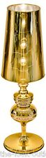 Phantom Lámpara De Mesa/Mesita de noche en oro muy inusual!!! - altura 81cm