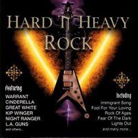 Hard'n'Heavy Rock Warrant, Great White, LA Guns, Union.. [CD]