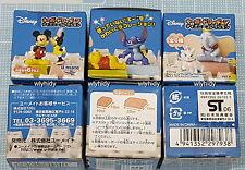Disney Dumbo Mickey Minnie Pooh Stitch Marie Figure On Keyboard, 6 pcs - U Mate