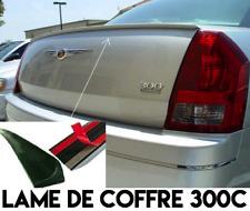LAME DE COFFRE SPOILER BECQUET pour CHRYSLER 300C 300 2004-10 CRD V6 V8 3.5 TDi