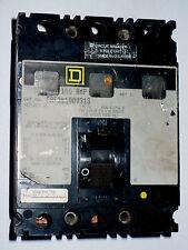 1 pc Square D FAF36100V313 Circuit Breaker, 3 Pole, 100 Amp, Used