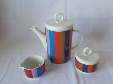Villeroy & Boch Santiago Coffee Pot Milk Jug Sugar Bowl Kern