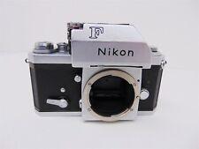 Vintage Nikon F Photomic FTN 35mm SLR Film Camera Body Only