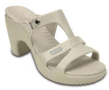 Crocs Cyprus V Heelsandalo tacco Platinum 0t5 W10