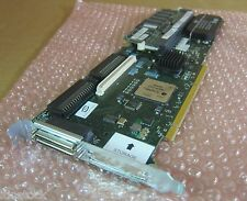 HP PCI-X Raid Array 6400 Card  E-G016-03-1589 W/ 128mb RAM + HP Battery Pack