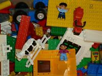 LEGO® Duplo SUPER SET 0,5 kg 500g Bausteine Tier Figur Fahrzeug 1/2 kg Ville TOP