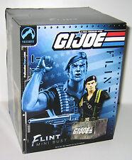 """2003 GI Joe Flint Mini Mini Bust """"Artist Proof"""" Piece Super Rare MIB!"""