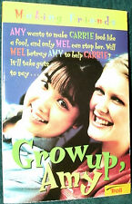 M.A.K.I.N.G F.R.I.E.N.D.S GROW UP, AMY by KATE ANDREWS 2001 PB