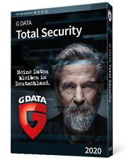 G DATA Total Security 2020 - 1 PC/ 1Jahr - Download-Produkt - schnelle Lieferung