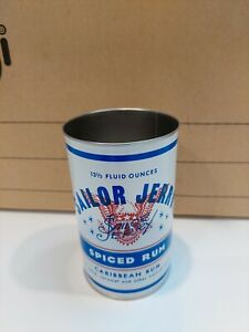 Sailor Jerry Spiced Rum Limited Edition Metal Tin Drinking Tumbler Can