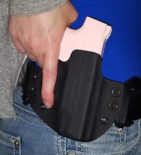 Smith & Wesson Shield Holster .45 Cal or 9mm (OWB)