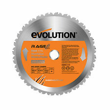 EVOLUTION RAGE 3 255 mm RAGE 3 BLADE