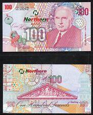 Irlanda del Norte-el pasado nunca-Norte De Banco £ 100 nota - 2005-UNC-No Precio
