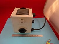 FOR PARTS LEITZ LAMP HOUSING MICROSCOPE PART AS IS #27-A-02