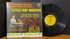 LITTLE ROY WIGGINS - MISTER STEEL GUITAR Vinyl LP! 1962 Starday Pedal Steel VG+!