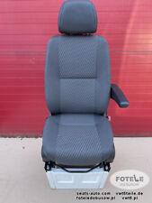 VW Crafter I Beifahrersitz Sitz Vorne Tasamo Armlehne