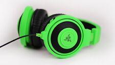 Razer Kraken Pro Green Headset Sound Isolation analog 3.5mm Headphone *RFB*
