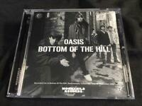 OASIS Bottom Of The Hill 1 CD Sanfrancisco 1994 Moonchild Music New