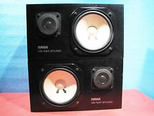 Yamaha NS-10M STUDIO (Pair) Monitor Speaker 137264 L+R Made in Japan BigBen Used