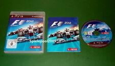 F1 formula 1 2012 con instrucciones y embalaje original para PlayStation 3 ps3