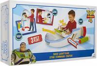 Disney Toy Story 4 Buzz Lightyear Star Command Center 3 Ways To Play Flight Desk