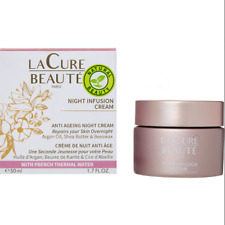La Cure Beaute Night Infusion Cream 50ml RRP £47.00