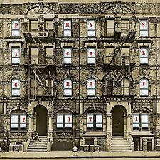 LED ZEPPELIN PHYSICAL GRAFFITI TRIPLE LP NEW 180 GRAM REMASTERED + OUTTAKES LP