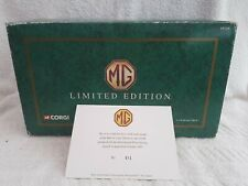 Corgi 1/18 95105 MG MGF Roadster Limited Ed Of Only 600 Produced Rare Version