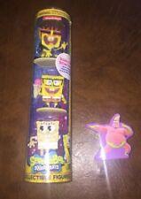Nickelodeon Spongebob Bikini Bottom Figurines Rocker Jellyfishing &Bonus Patrick