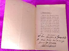 DOMINGUIN EL MEJOR DISCIPULO DE BELMONTE, GARAPULLITO, 1918 FIRMADO