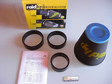 RAID HP Sportluftfilter + Teile Gutachten nach§19.3 Universal, viele Fahrzeuge.