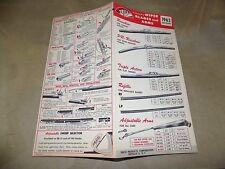 1953 54 55 56 57 58 59 60 61 62 1963 Trico Wiper Arms_Blades Application Catalog