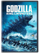 Godzilla King of the Monsters Dvd New & Sealed Free Shipping Included!