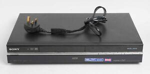 Sony RDR-HXD890 HDD/DVD Recorder, 160GB HDD, DVB, HDMI, Multi Region (HF08)