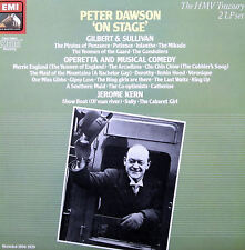 EM 29 0573 3 Peter Dawson On Stage HMV 2xLP Gatefold NM/EX