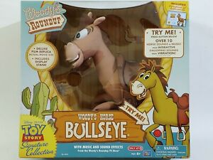 Disney Pixar Toy Story Signature Collection - Woody's Horse Bullse Thinkway Toys