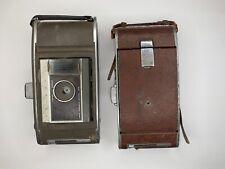 Vintage Polaroid Camera Set Of 2 Model 95 & Model J66 Land Camera