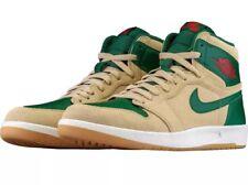 Nike Air Jordan Retro 1 High OG the Return SZ 17 Sand Dune 1.5 Xmas 768861-206