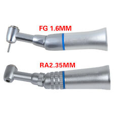 Dentaire Low Speed Handpiece Contre angle Push button fit FG 1.60mm CA2.35mm Bur