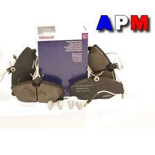 Plaquettes AVANT PEUGEOT 406  1.9 TD 92cv , 2.0 HDi 109cv