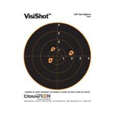 Champion VisiShot 100 yd Target 10 Pack 45802